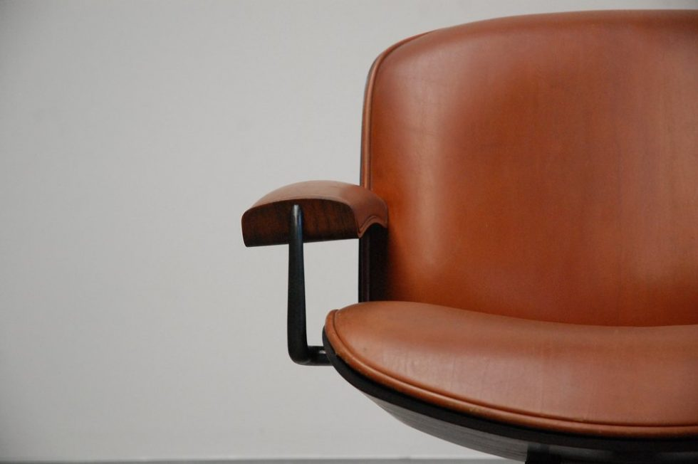 Ico Parisi easy chair for Mim Roma Italy 1959
