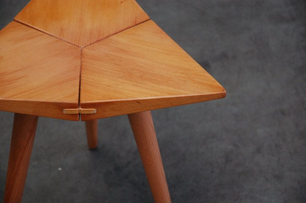 Hein Stolle Emmen stool for 't Spectrum 1956