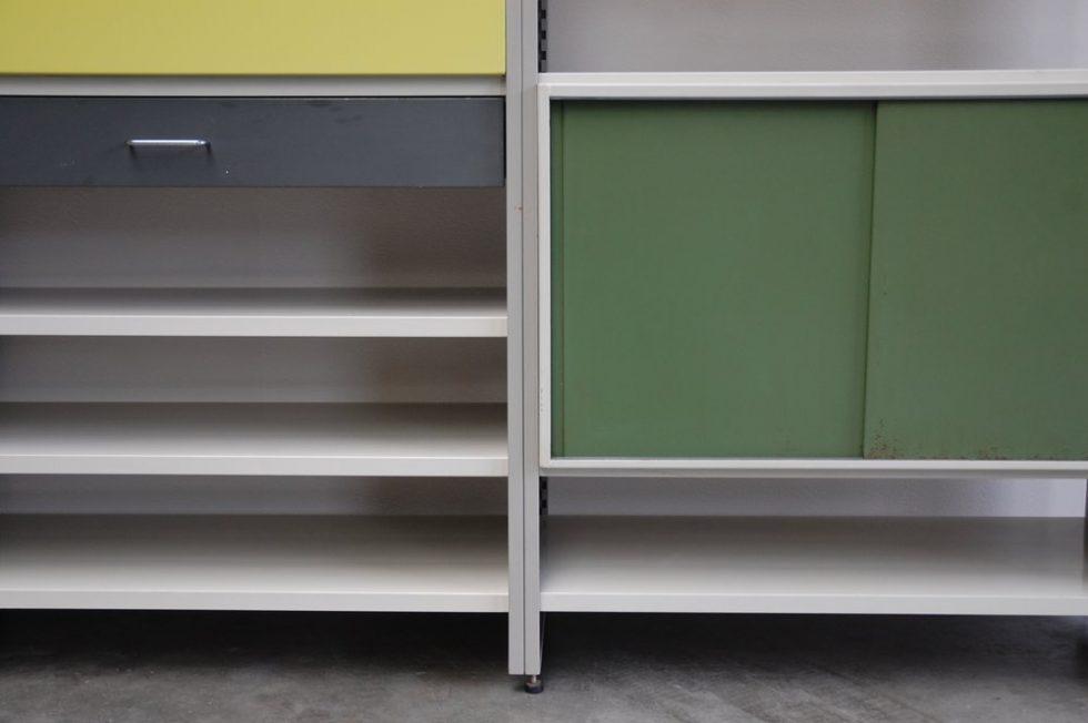 Andre Cordemeijer 5600 storage unit for Gispen 1962