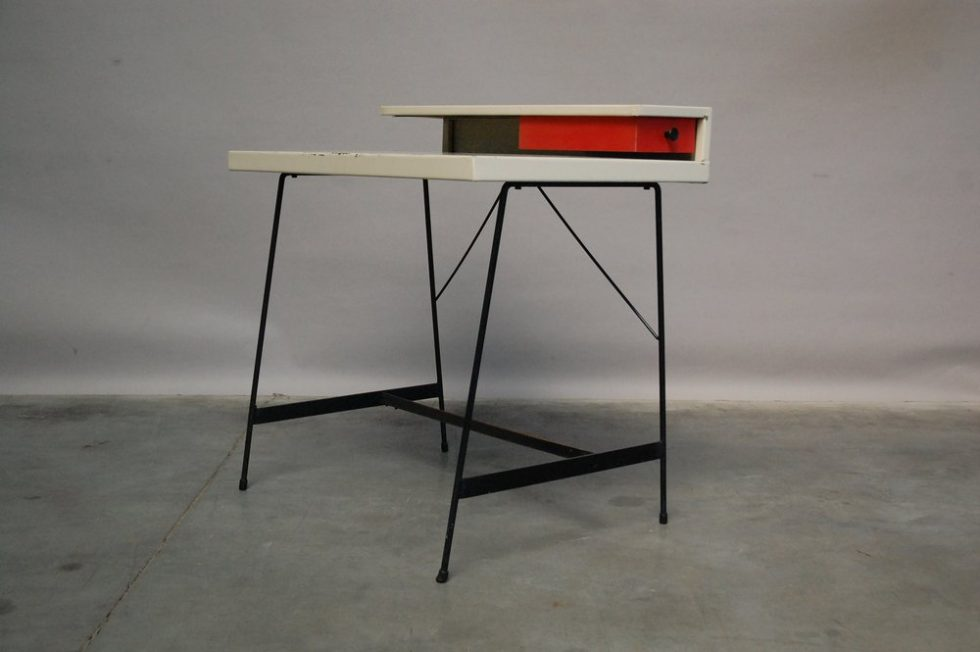 Coen de Vries desk for Devo Holland 1956