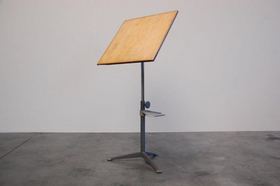 Friso Kramer 'Reiger' drafting table for Ahrend de Cirkel 1963