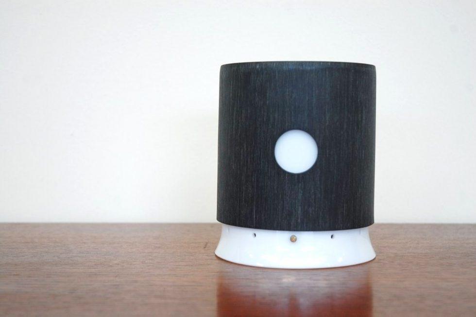 Joe Colombo 'prototype' table lamp Kartell 1964