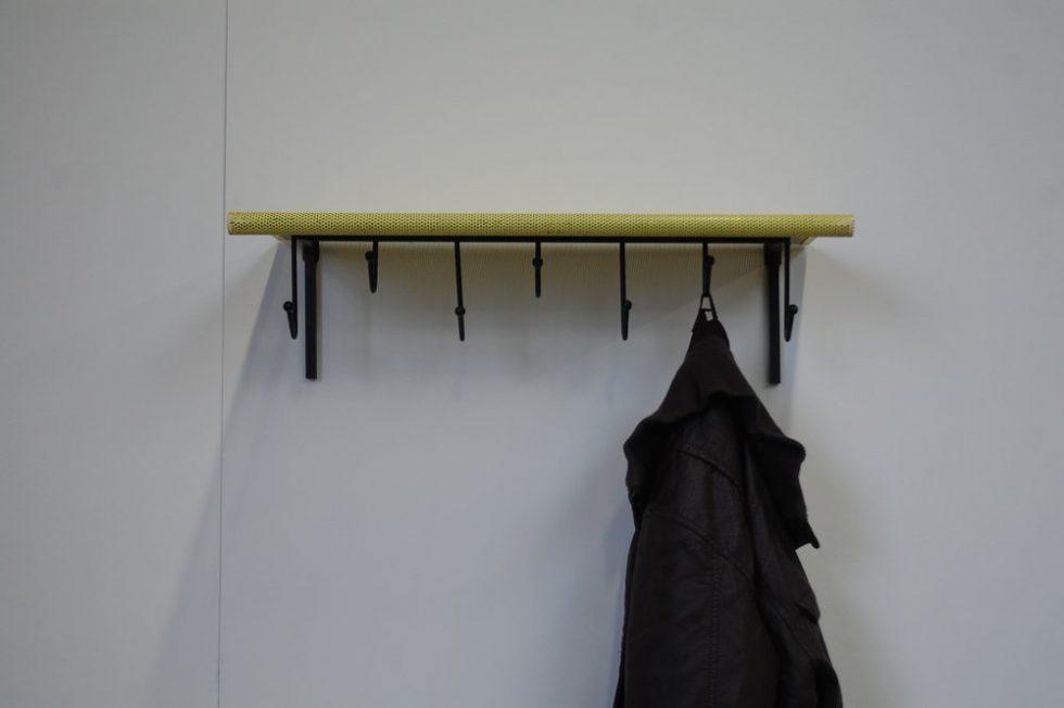 Mathieu Mategot coat rack for Artimeta 1956