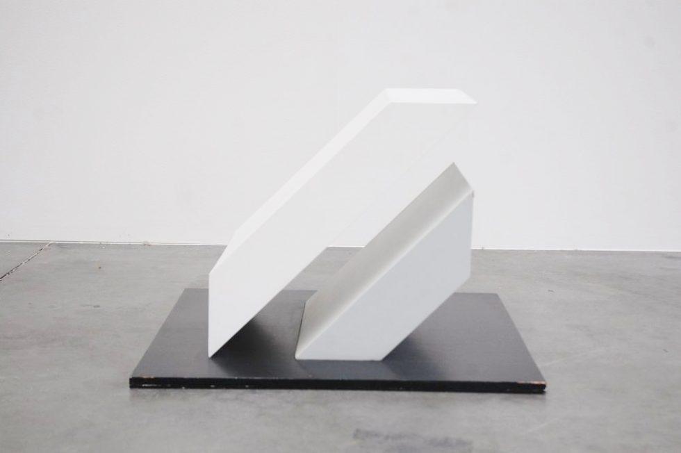 Piet Mulders abstract modernist sculpture 1978