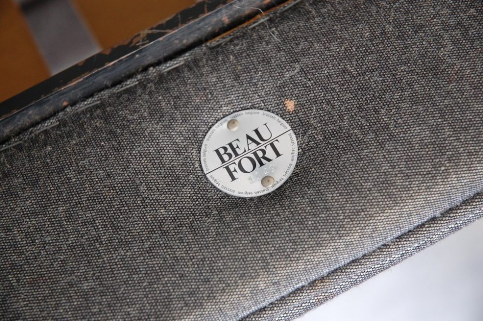 George van Rijk Beaufort sofa 1955