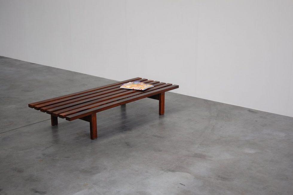 Martin Visser Slat Bench 't Spectrum 1965