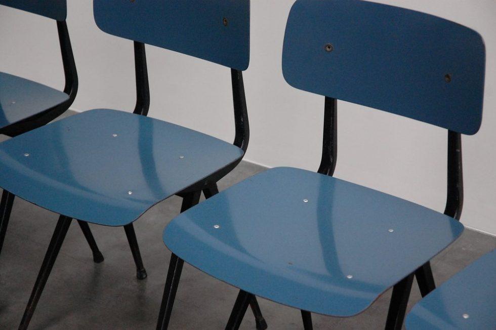 Friso Kramer Result chairs set of 4 for Ahrend de Cirkel 1966