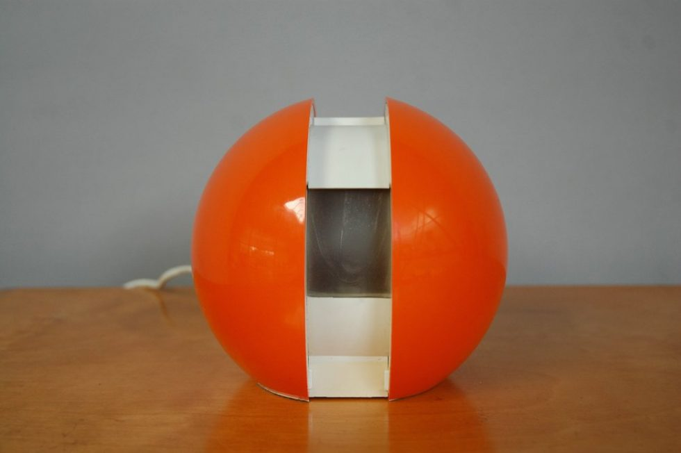 Gianni Colombo Gea table lamp Arredoluce 1970