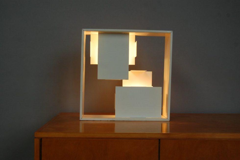 Gio Ponti Fato table lamp for Artemide 1966