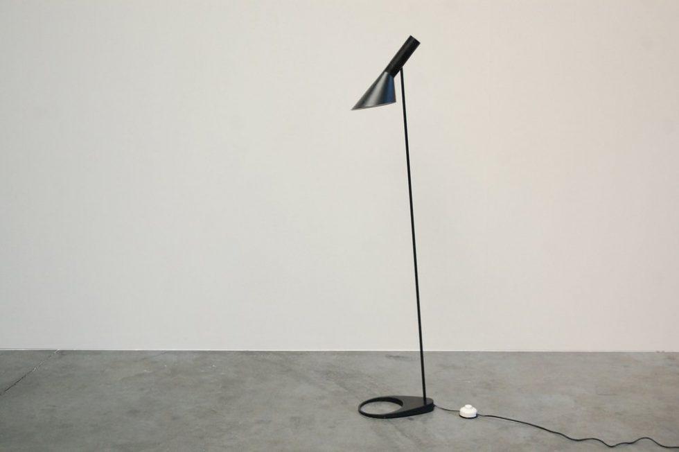 Arne Jacobsen Visor floor lamp for Louis Poulsen 1955