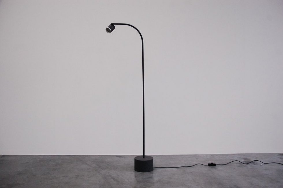 Ettore Sottsass Halo Click 1 floor lamp for Philips 1988
