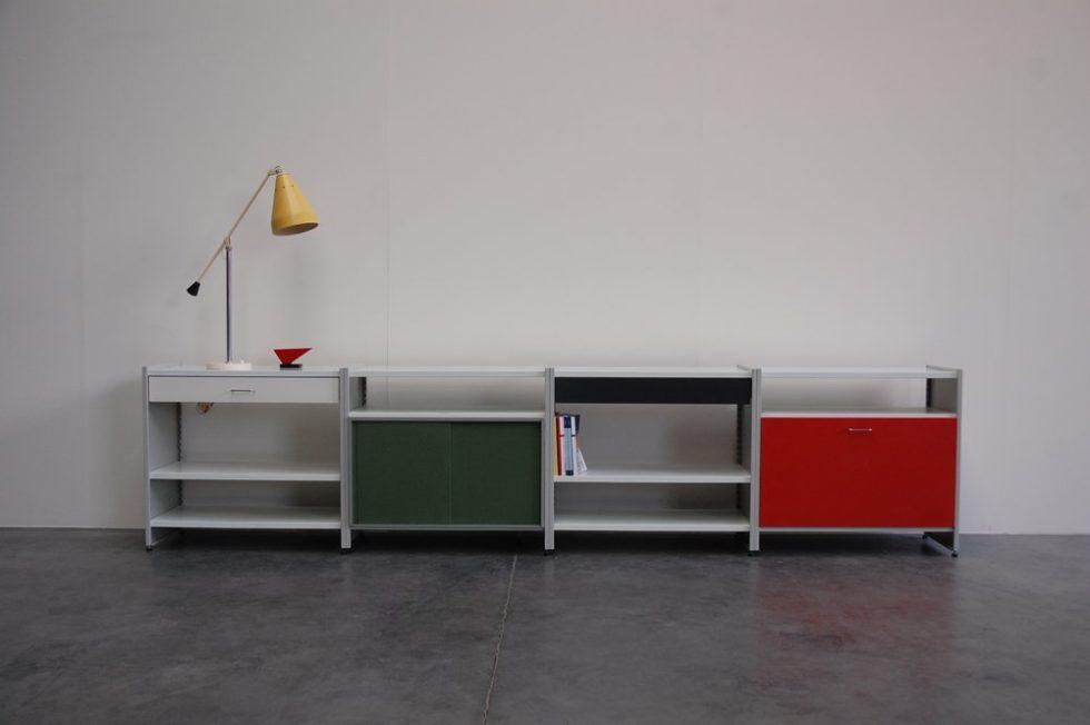 Andre Cordemeijer Gispen 5600 sideboard 1962