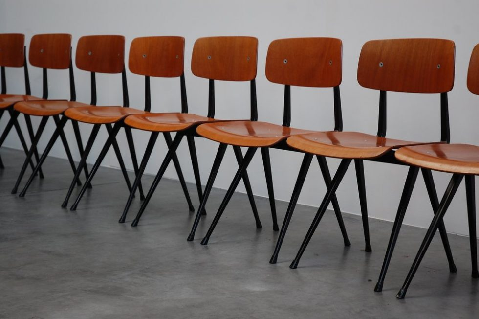 Friso Kramer Result chairs set of 12 for Ahrend de Cirkel 1963
