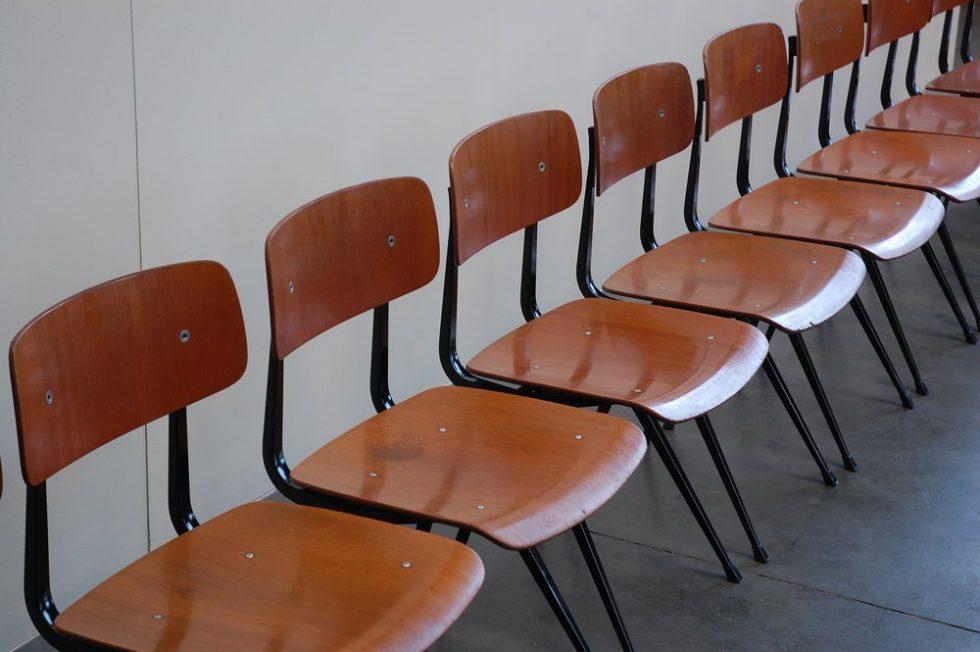 Friso Kramer Result chairs set of 12 for Ahrend de Cirkel 1963