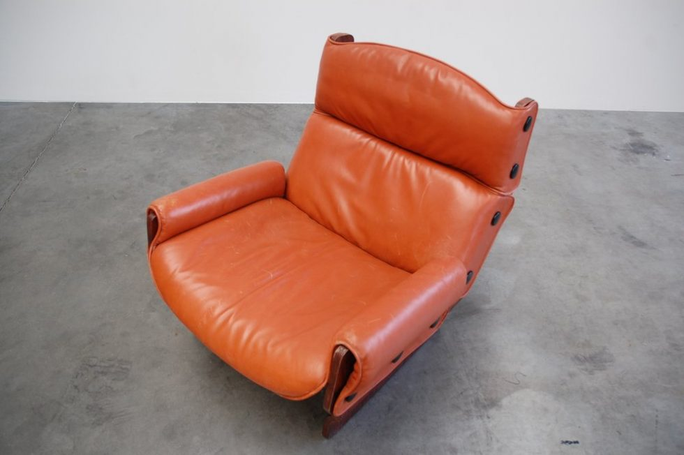 Osvaldo Borsani Canada chair for Tecno 1965