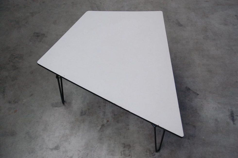 Willy van der Meeren 'T1' kitchen table for Tubax 1954