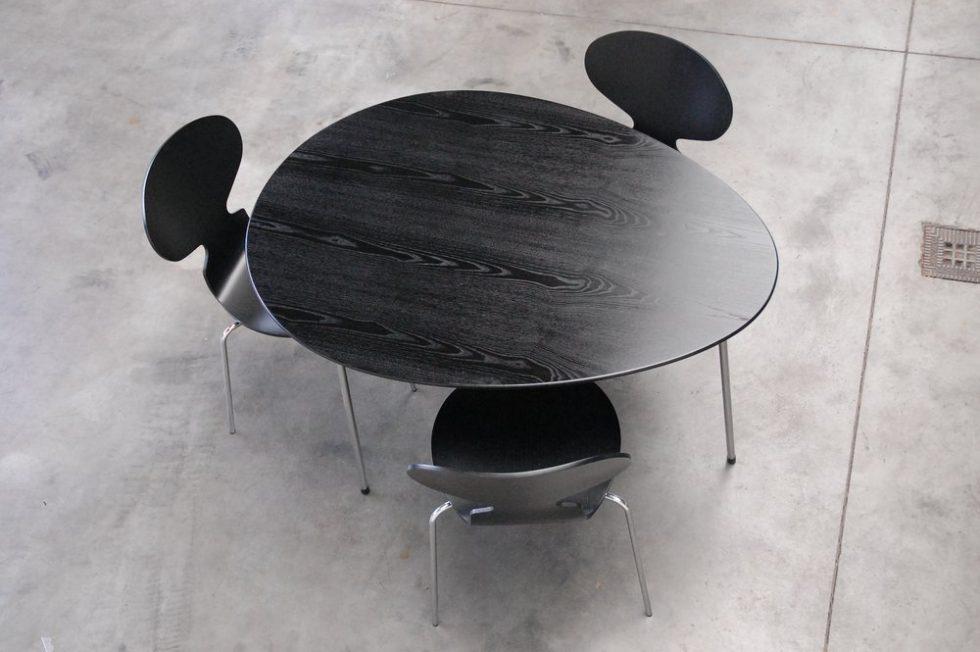 Arne Jacobsen 'ANT' anniversary set by Fritz Hansen 2002