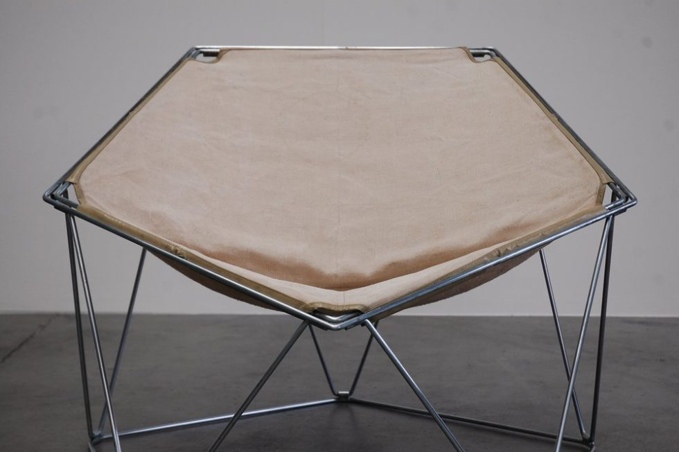 Kim Moltzer Penta chair for Bofinger 1960