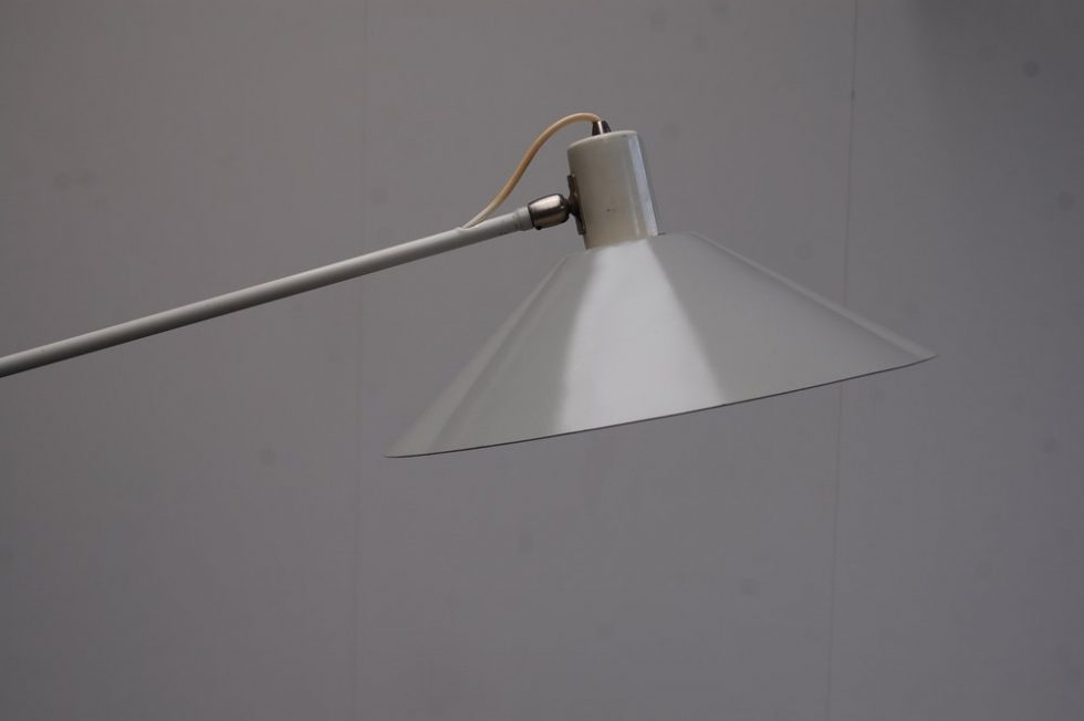 JJM Hoogervorst for Anvia counter balance lamp 1960