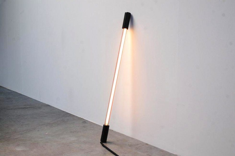 Philippe Starck Easylight for St. Germain-Lumiere 1978