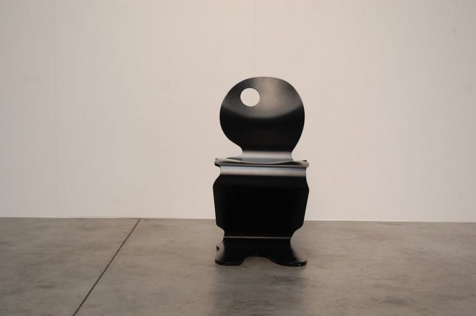 Verner Panton Pantonic 5000 chair, Studio Hag 1992