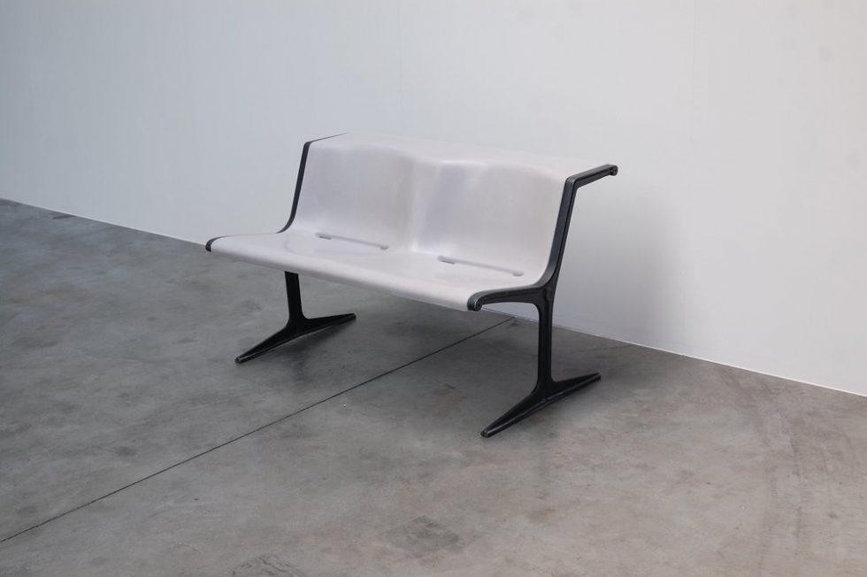 Friso Kramer bench for Wilkhahn Germany, 1967