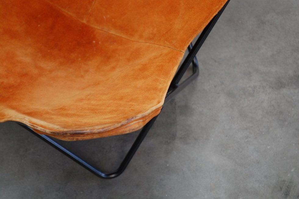 Jorge Ferrari-Hardoy butterfly chair for Knoll ca 1970