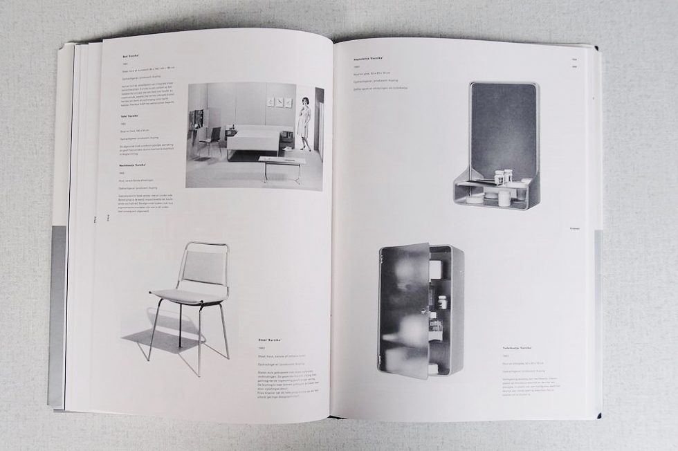 Friso Kramer monograph book 1991 out of production