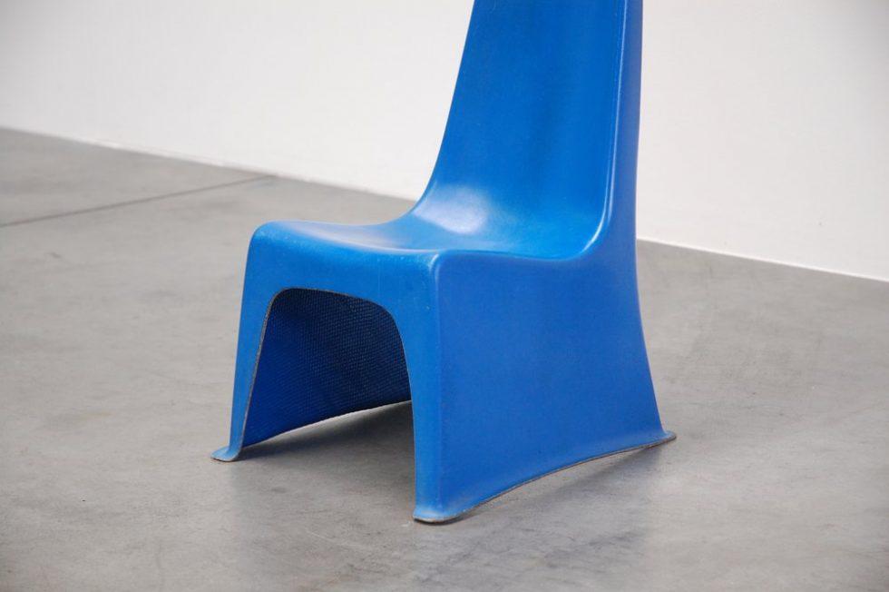 Günther Beltzig fiberglass kids chair 1966