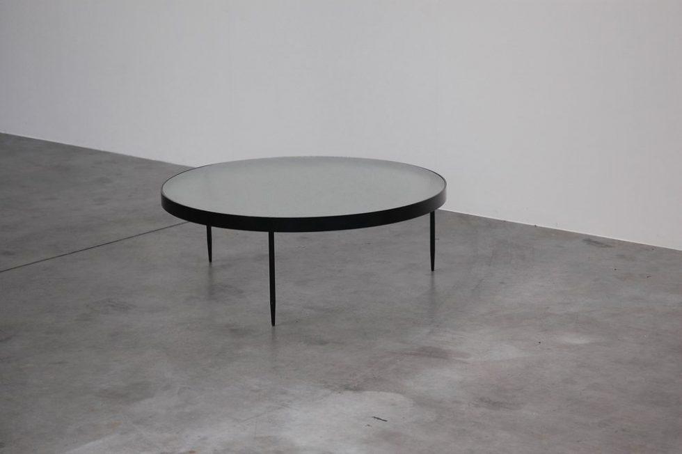 Jannie van Pelt coffee table for Bas van Pelt ca 1958