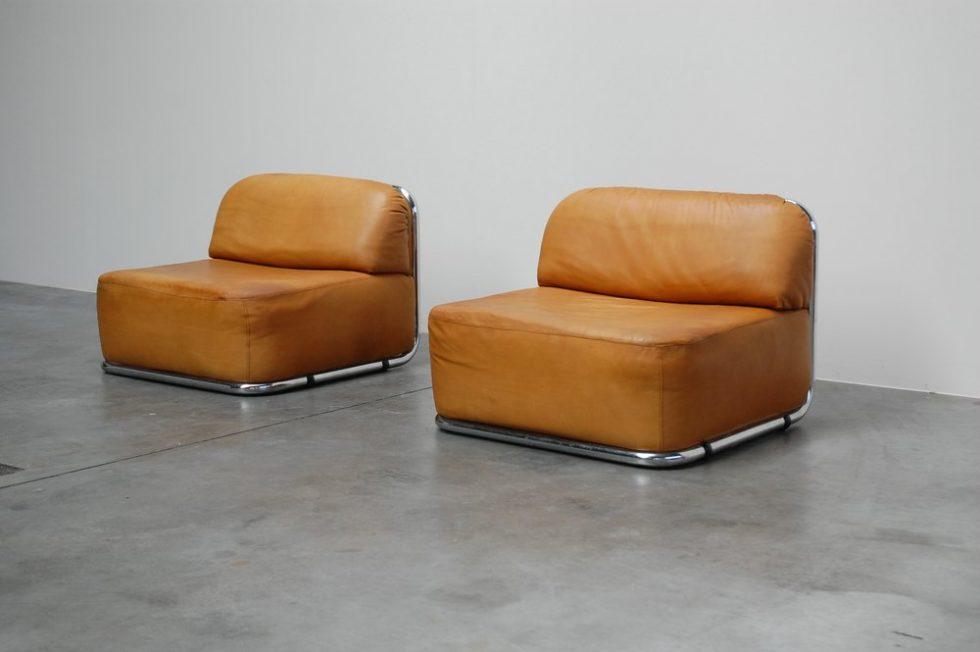Geoffrey Harcourt Artifort lounge elements 1973