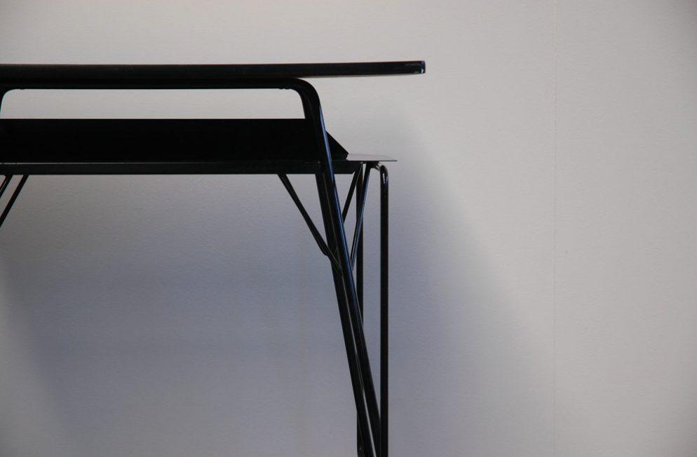 Willy van der Meeren writing table for Tubax 1950