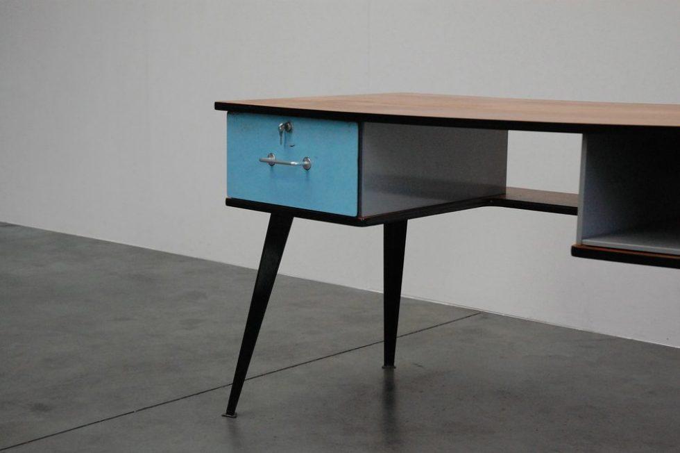 Willy van der Meeren desk for Tubax 1955