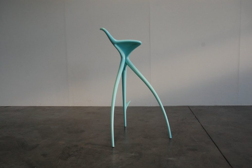 Philippe Starck WW stool for Vitra 1991