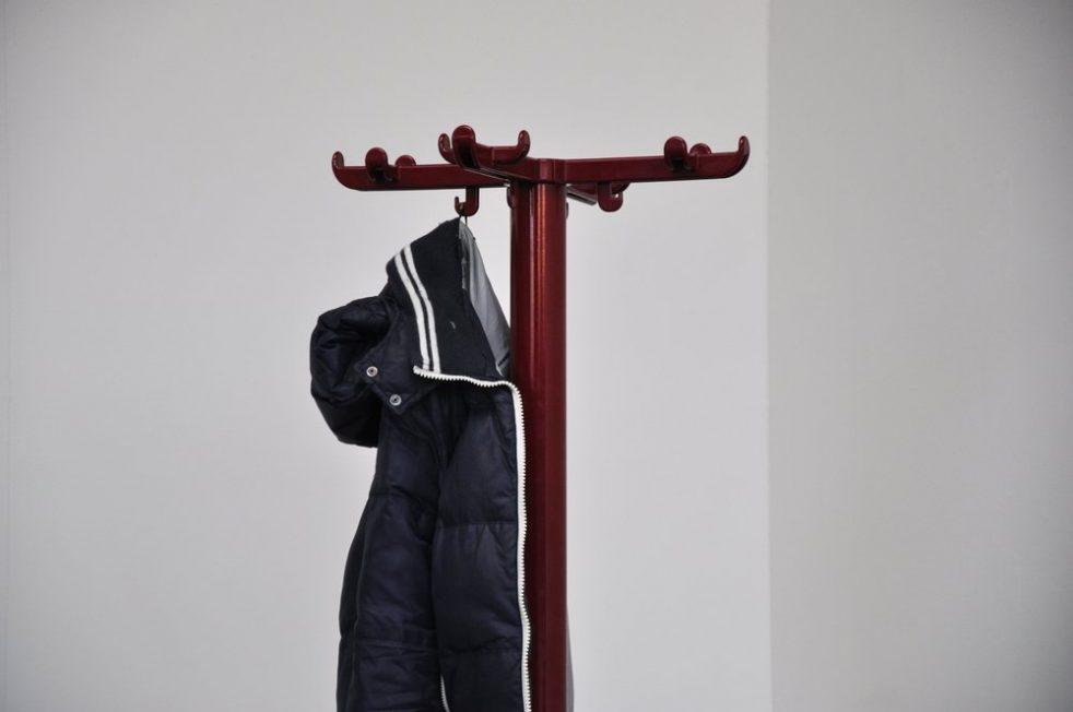 Ettore Sottsass Olivetti coat stand 1971