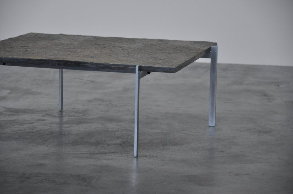 Poul Kjaerholm PK61 table for E Kold Christensen 1956