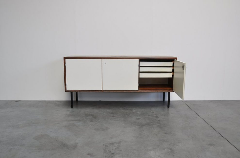 Martin Visser sideboard for 't Spectrum 1958