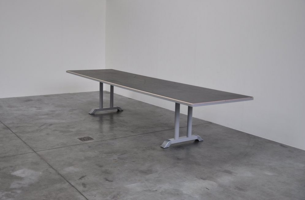 Ch Hoffmann Gispen conference table 1949