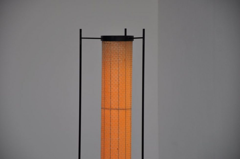 Kho Liang Ie Artiforte lamp ST46, Holland 1957