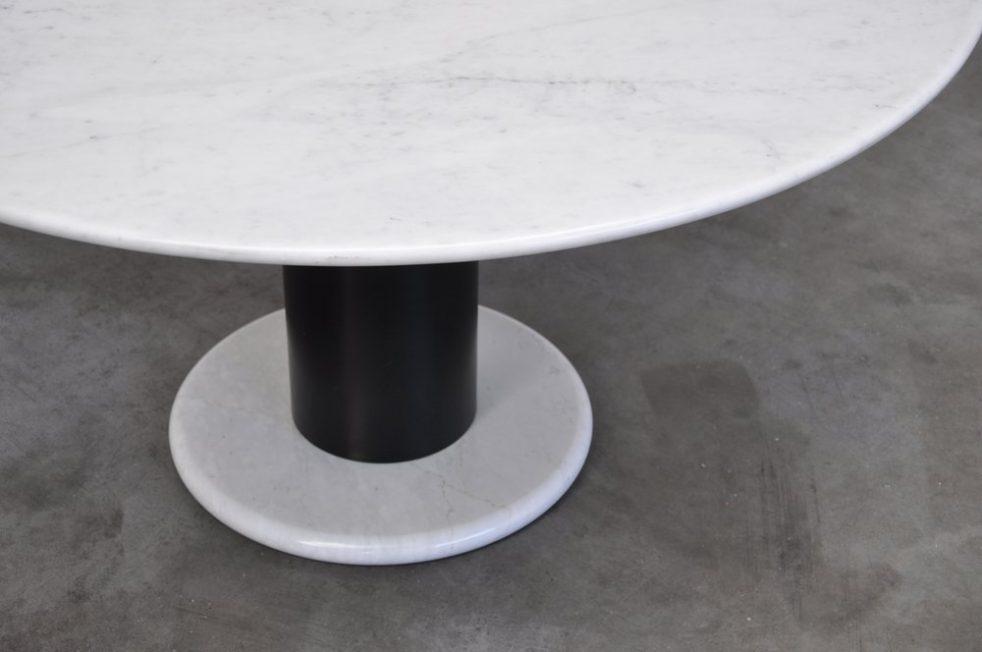 Ettore Sottsass Lotorosso table for Poltronova 1965