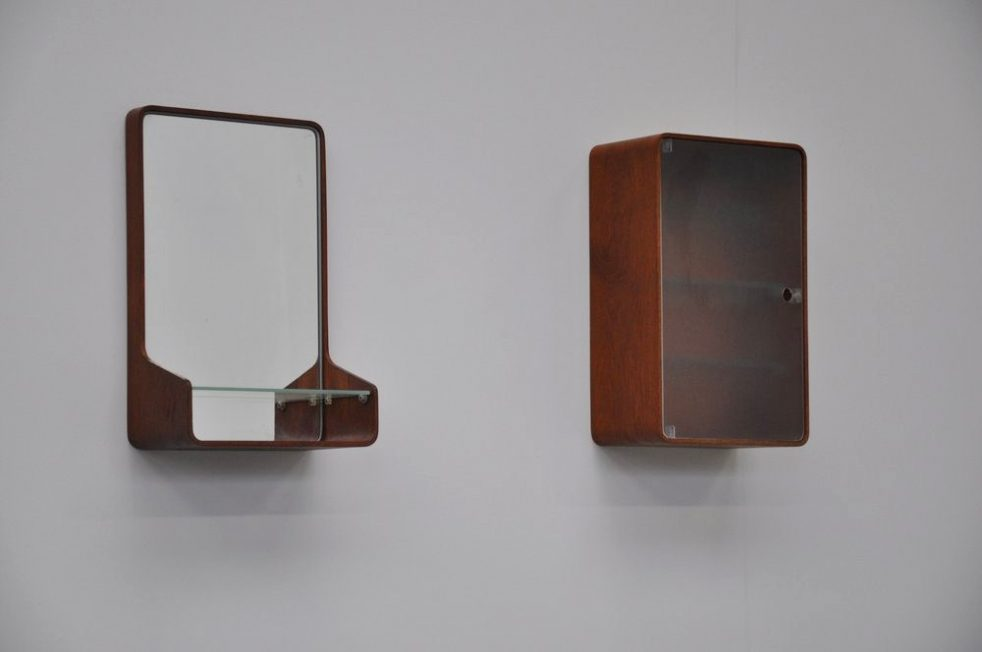 Friso Kramer Euroika vanity set Auping 1963