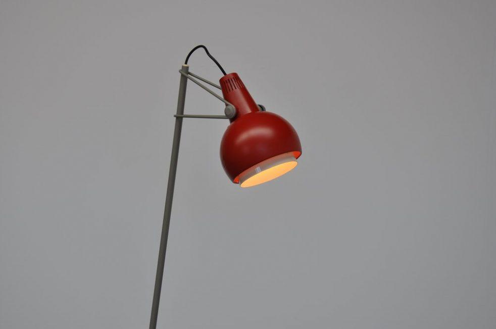 Louis Christiaan Kalff Philips NX29 floor lamp 1959