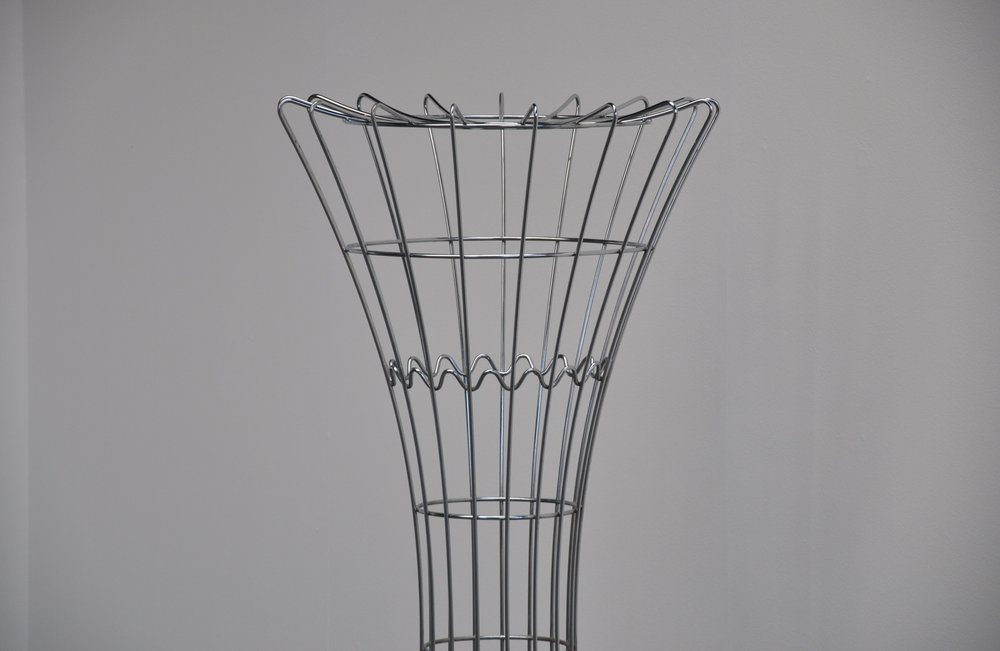 Verner Panton coat stand for J. Luber 1959