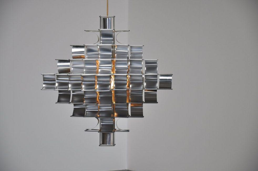 Max Sauze 'Cassiope' ceiling fixture 1970