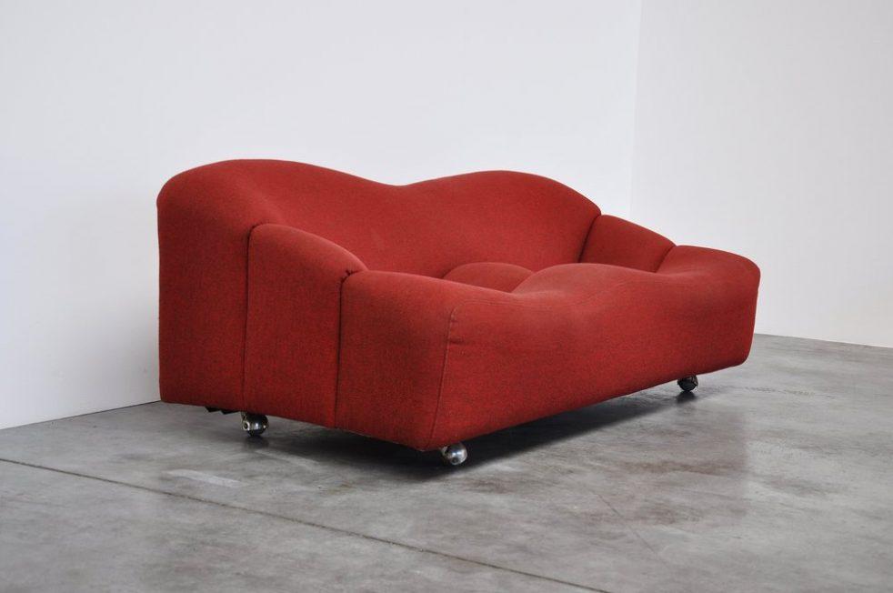 Pierre Paulin Artifort ABCD sofa set 1968