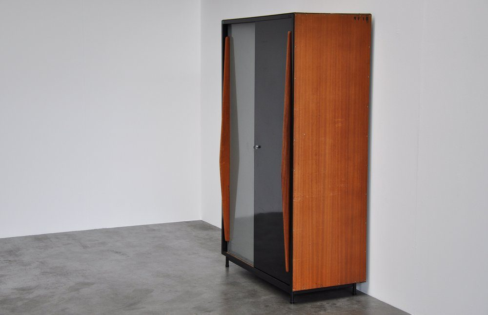 Willy van der Meeren big wardrobe for Tubax 1950