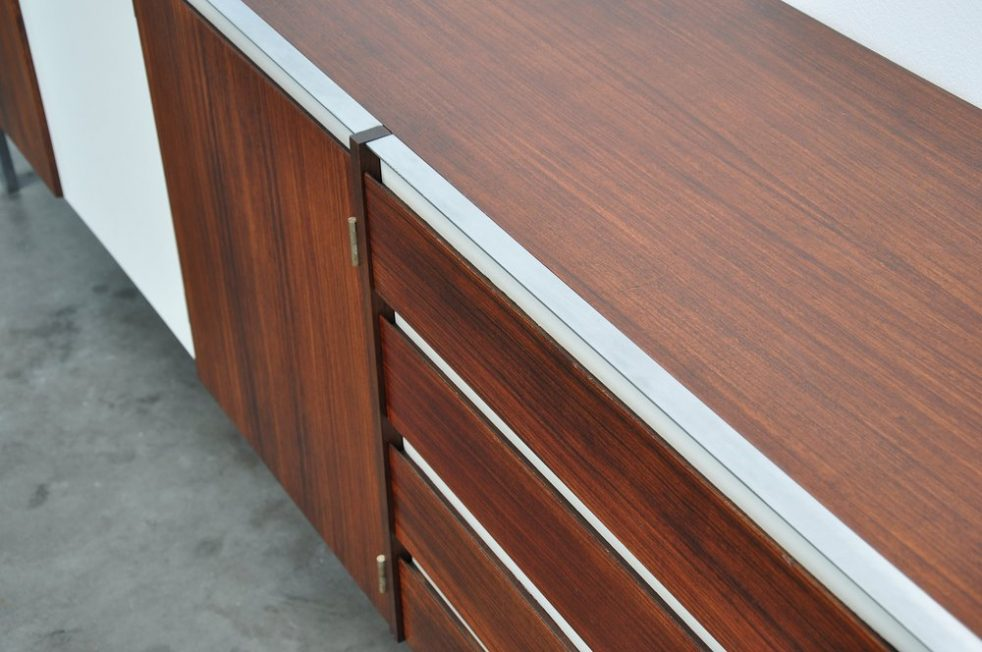 Fristho Sideboard by Kho Liang Ie and Wim Crouwel 1957