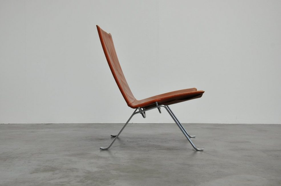 Poul Kjaerholm PK22 for E. Kold Christensen 1955