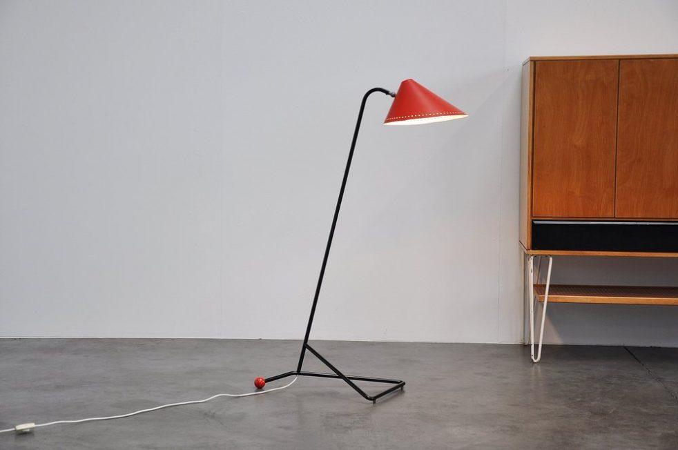 Hala lamp HtHa Busquet Zeist, 1955