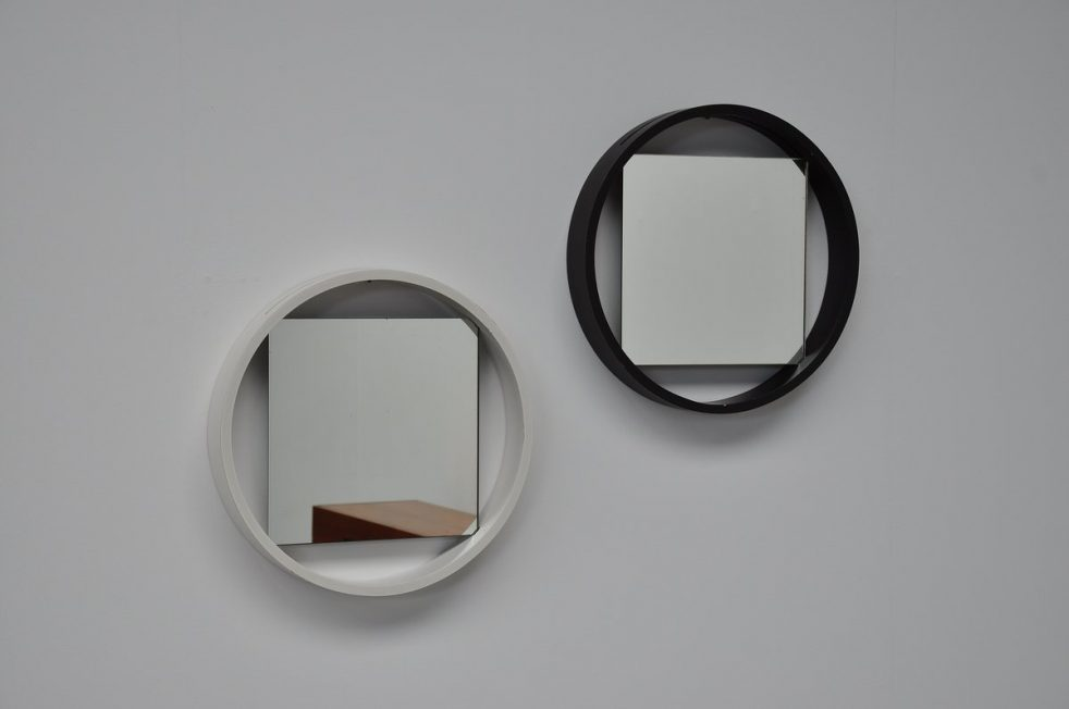 Benno Premsela mirror for 't Spectrum 1956